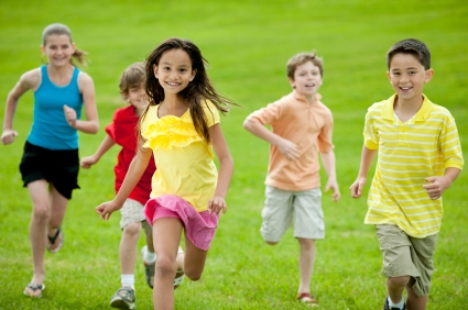 Focusing on healthy children and youth